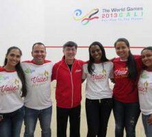 Bob Fong selected as Racquetball Canada's Team Physio