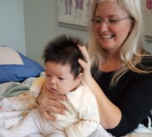 Physio Helps Moms with Pregnancy, Birth and Colic
